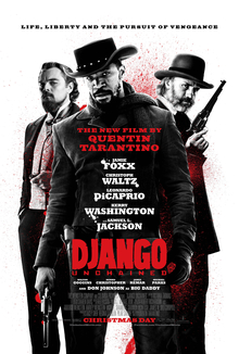 Movie release photo for Django Unchained, courtesy The Weinstein Company