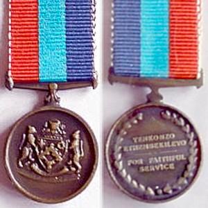 Faithful Service Medal (Transkei)