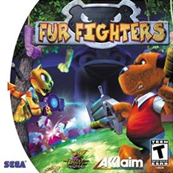 Picture of a game: Fur Fighters