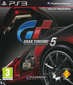 GT5 EU Box Art