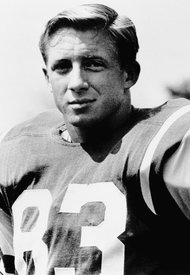 George Sauer Jr. American football player
