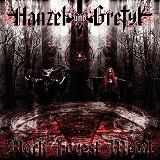 <i>Black Forest Metal</i> 2014 studio album by Hanzel und Gretyl