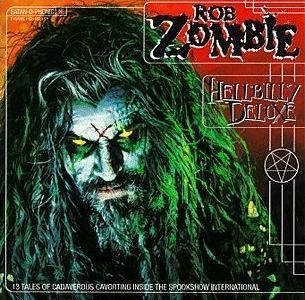<i>Hellbilly Deluxe</i> 1998 studio album by Rob Zombie