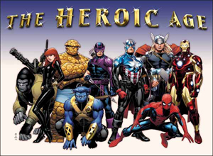 Heroic Age (comics) Marvel Comics storyline which began in 2010
