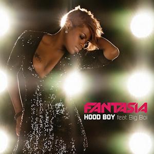 Hood Boy 2006 single by Fantasia Barrino and Big Boi