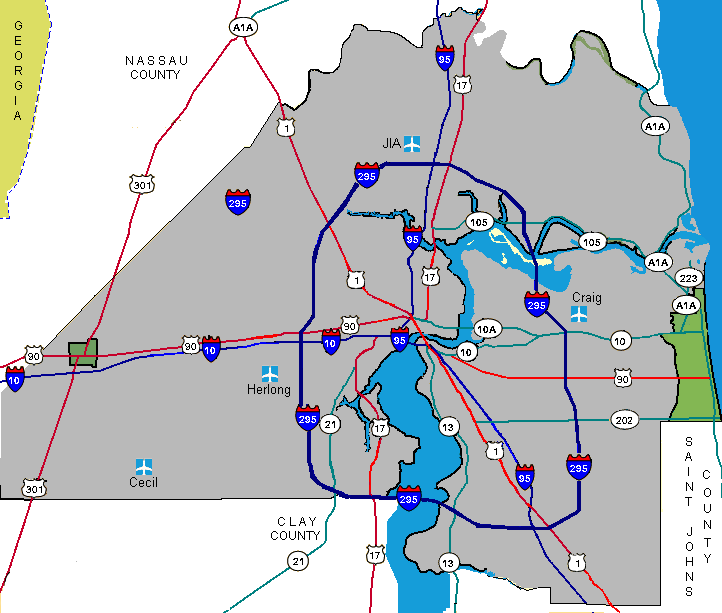 Transportation In Jacksonville Florida Wikipedia