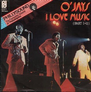 I Love Music (The OJays song)