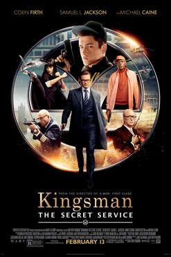 Picture of a movie: Kingsman