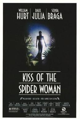 an analysis of the film kiss of the spider woman by hector babenco Beneath the fever-dream surface story are some seriously bitter undercurrents,  identified through touches like the fascist subtext of the movie.