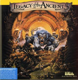<i>Legacy of the Ancients</i> 1987 video game
