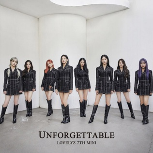 <i>Unforgettable</i> (EP) 2020 EP by Lovelyz