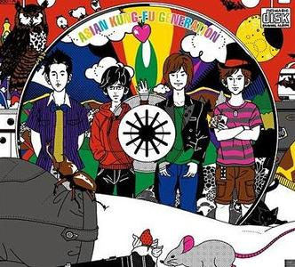 [Band] Asian Kung-Fu Generation Magic_Disk_AKFG