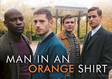 Picture of a movie: Man In An Orange Shirt