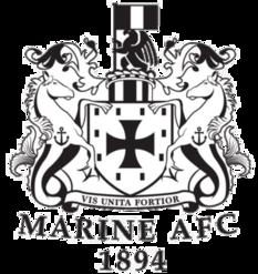 Marine A.F.C. Association football club in England