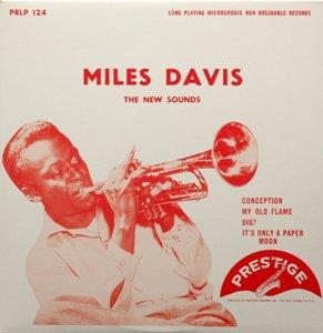<i>The New Sounds</i> 1951 studio album by Miles Davis