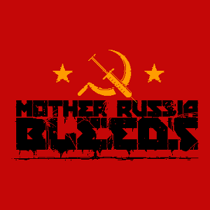 Picture of a game: Mother Russia Bleeds
