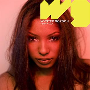 Wynter Gordon — Dirty Talk (studio acapella)