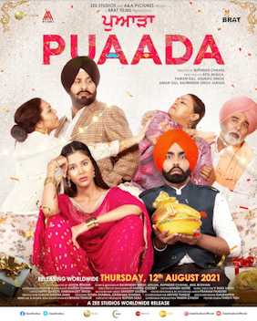 Puaada (2021) Full Movie Watch Online