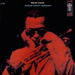 <i>Round About Midnight</i> 1957 studio album by Miles Davis