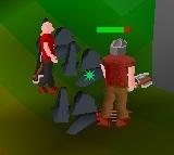 Ranged combat in RuneScape Classic