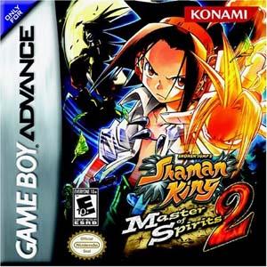 <i>Shaman King: Master of Spirits 2</i> 2005 video game