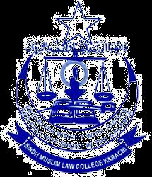 Логотип колледжа мусульманского права Синда.png