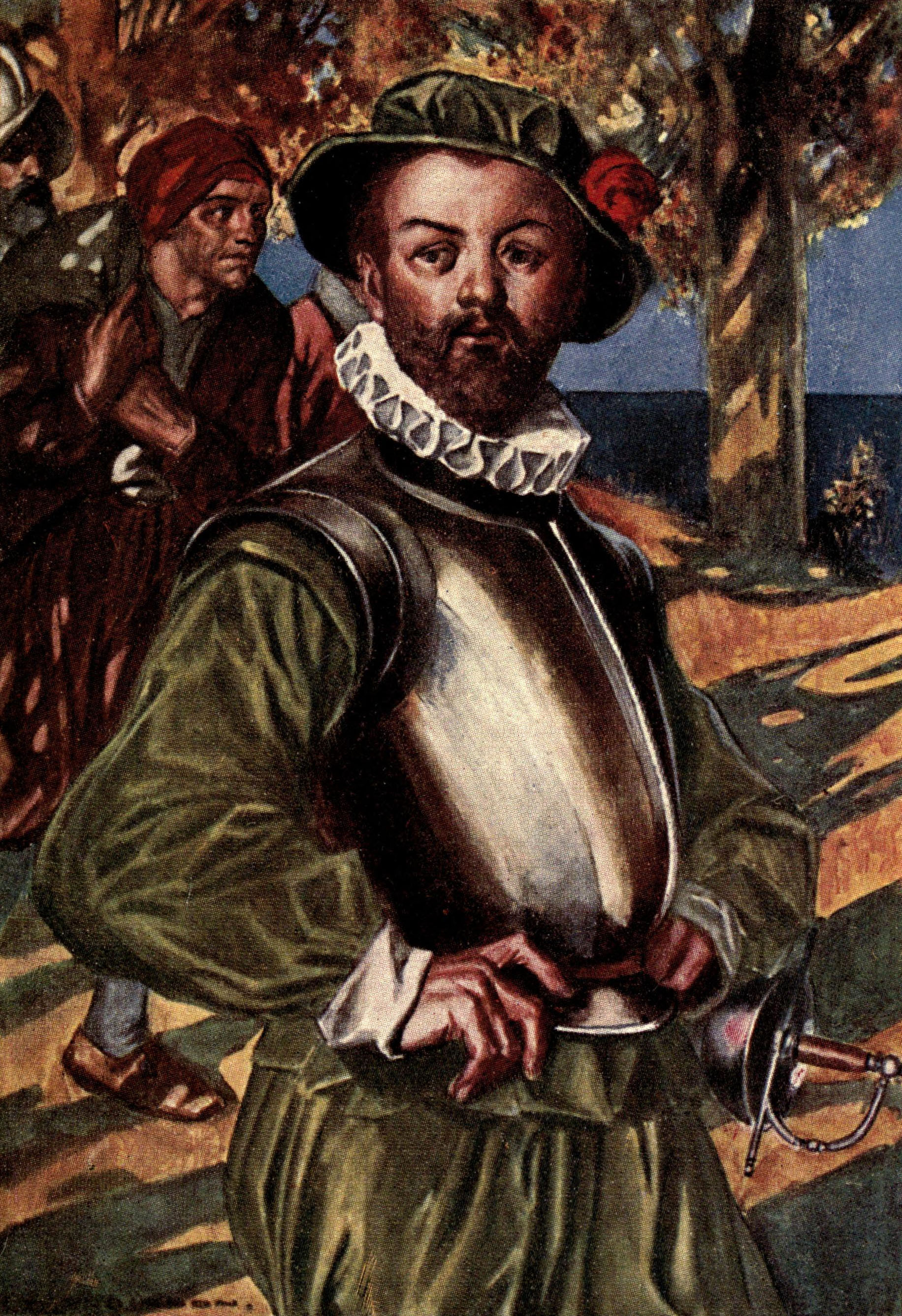 Sir Francis Drake The