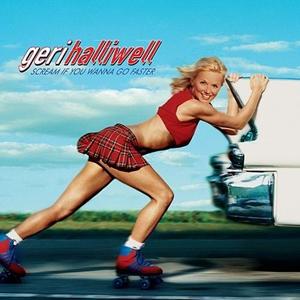<i>Scream If You Wanna Go Faster</i> 2001 studio album by Geri Halliwell