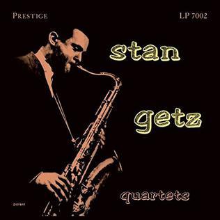 <i>Stan Getz Quartets</i> 1955 studio album by Stan Getz