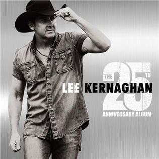 <i>The 25th Anniversary Album</i> (Lee Kernaghan album) 2017 studio album by Lee Kernaghan