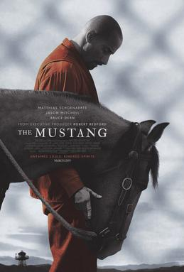 The Mustang - Movie Poster
