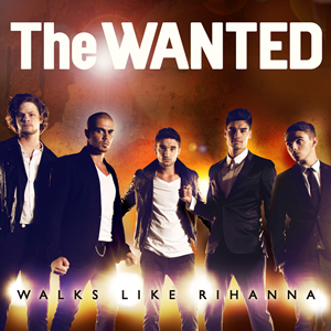 The Wanted — Walks Like Rihanna (studio acapella)