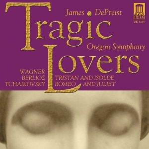 <i>Tragic Lovers</i> 2008 studio album by Oregon Symphony