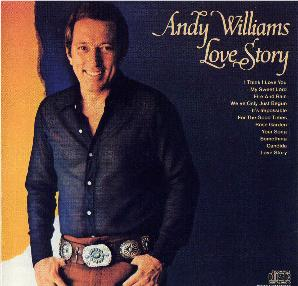 <i>Love Story</i> (Andy Williams album) 1971 studio album by Andy Williams