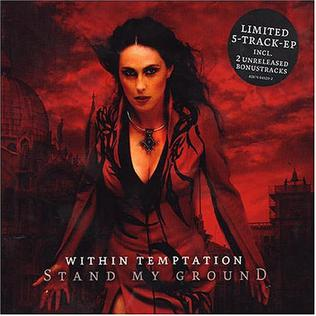 Discographie complète de WT Within_Temptation_-_Stand_My_Ground