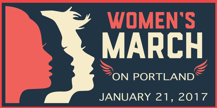image about Printable Women's March Signs called Womens March upon Portland - Wikipedia