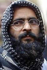 Afzal Guru Kashmiri separatist