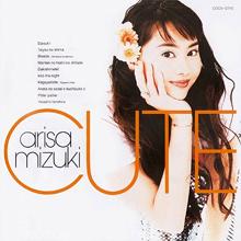 <i>Cute</i> (album) 1995 studio album by Arisa Mizuki