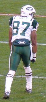 Laveranues Coles, Jets Wide receiver 2000–2002...