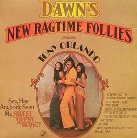 <i>Dawns New Ragtime Follies</i> 1973 studio album by Tony Orlando and Dawn