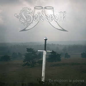 <i>De strijdlust is geboren</i> 2005 studio album by Heidevolk
