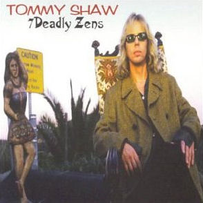 <i>7 Deadly Zens</i> album by Tommy Shaw