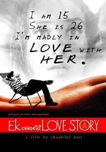 Ek Chotisi Love Story poster.jpg filme
