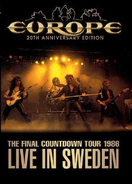 EUROPE: The Final Countdown Tour