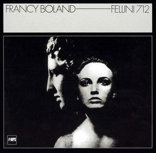 <i>Fellini 712</i> 1969 studio album by Kenny Clarke/Francy Boland Big Band