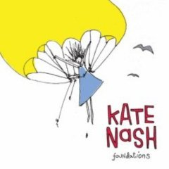 Cover image of song Foundations by Kate Nash