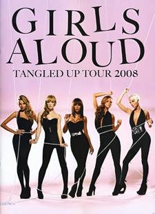 <i>Tangled Up Tour</i> album by Girls Aloud