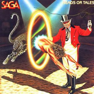 <i>Heads or Tales</i> 1983 studio album by Saga