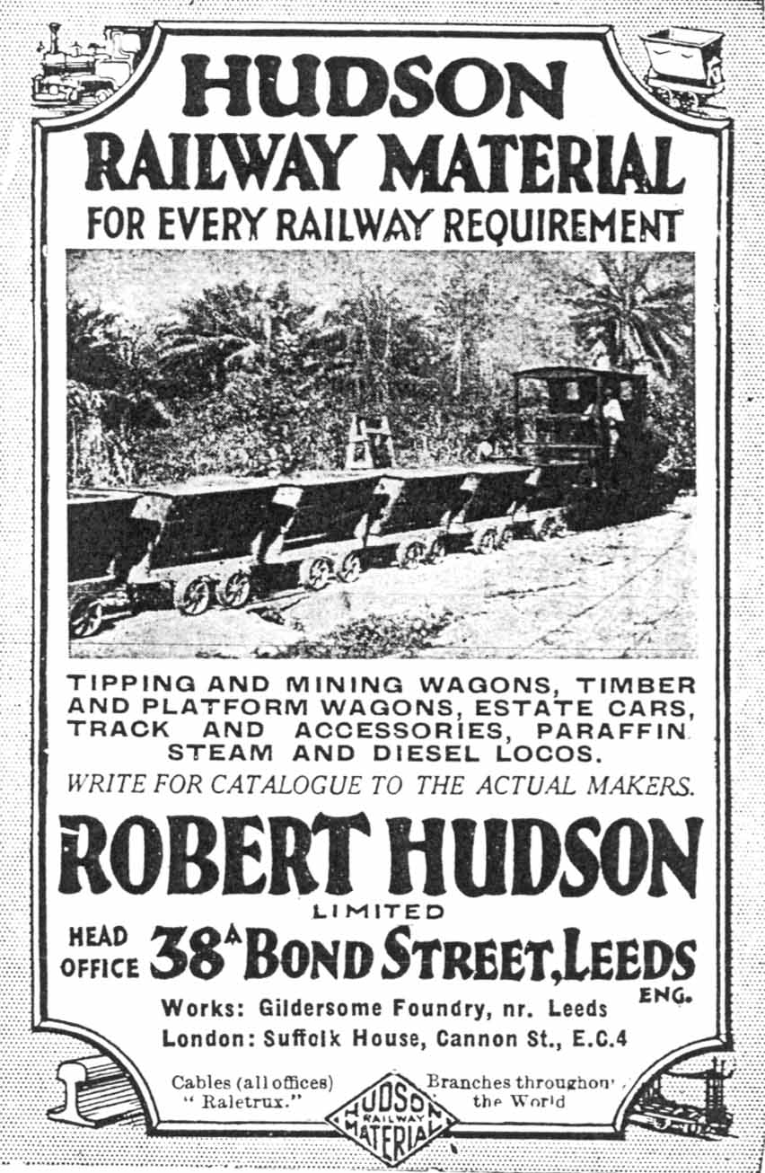 Robert Hudson Company Wikipedia