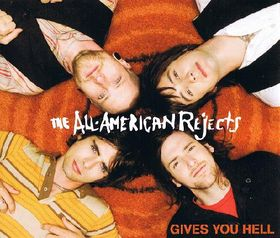 The All-American Rejects — Gives You Hell (studio acapella)